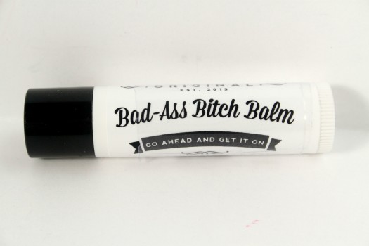Bad-Ass Bitch Balm in Pink Grapefuit