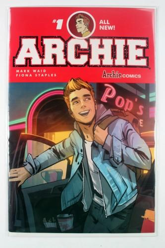 Archie #1 by Mark Waid & Fiona Staples - Archie Comics