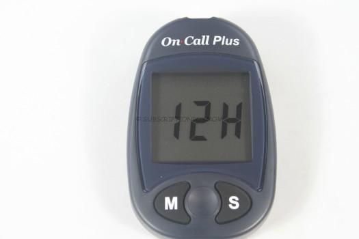 Testing Meter: