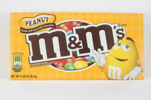 Peanut M & M's: