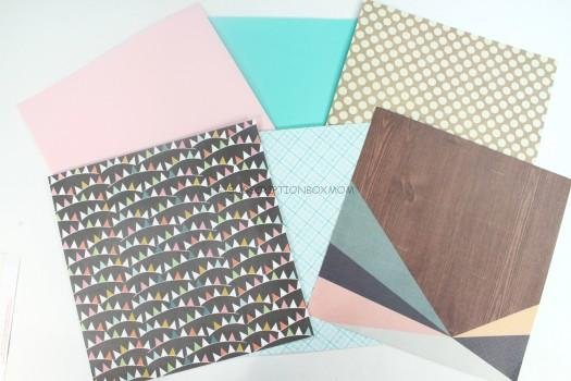 Patterned Paper + Cardstock
