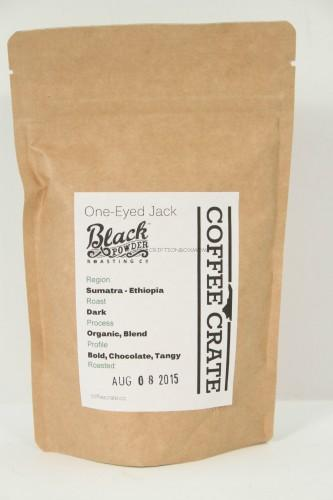 One-Eyed Jack (Black Powder Roasting Co)