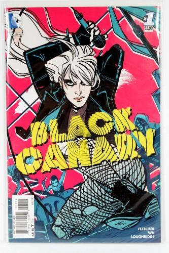 Black Canary #1 - First Printing