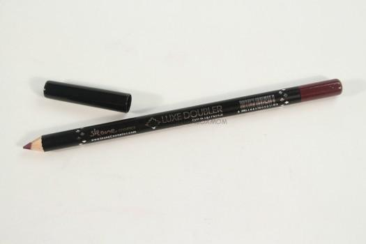 Skone Cosmetics Luxe Doubler Wine Eye & Lip Pencil