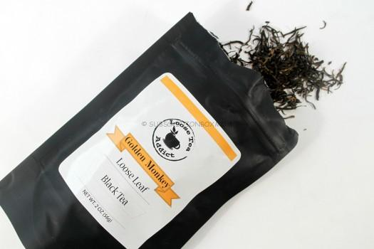 Imperial Golden Monkey Tea