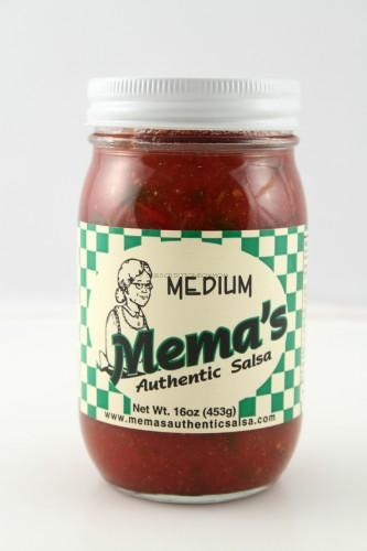 Mema's Authentic Salsa
