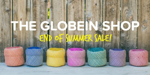 GlobeIn End Of Summer Sale