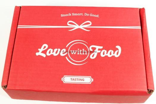 Love With Food Limited Deal