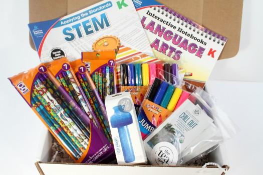 ElementaryBox September 2015 Review