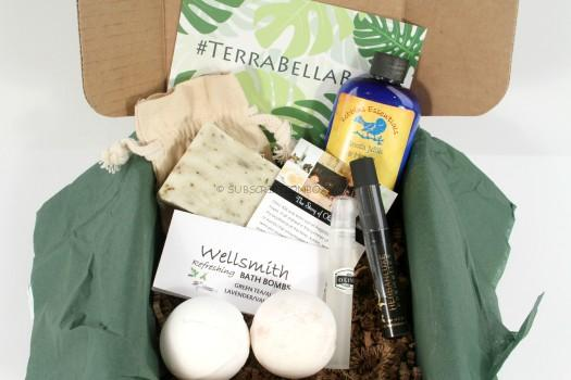 Terra Bella Box September 2015 Review