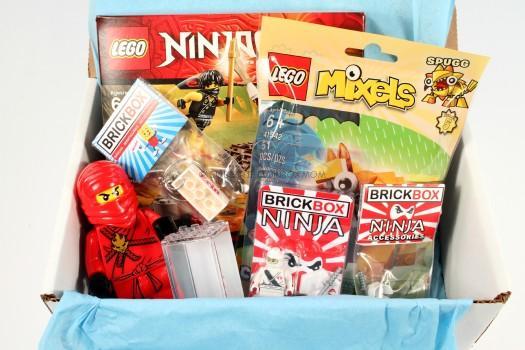 BrickBox September 2015 Subscription Box Review