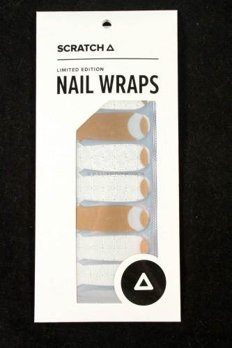 Scratch Nails Lacework Nail Wraps