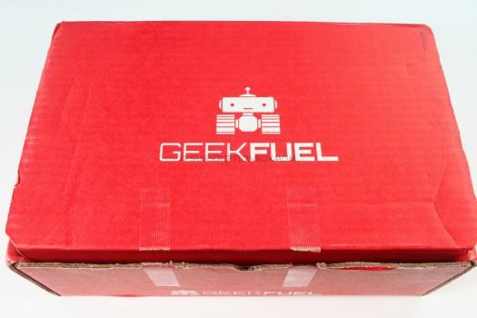 Geek Fuel September 2015 Review