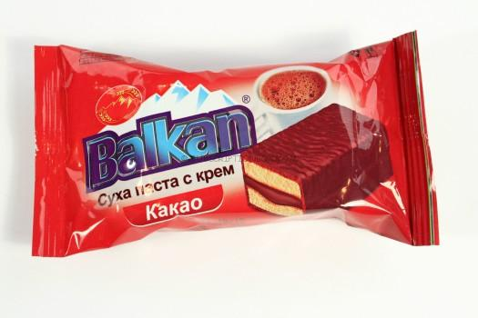 BOCANDY exclusive: Balkan Kakao Cake Bar (Bulgaria)