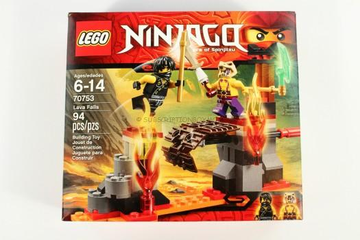 Ninjago Lava Falls