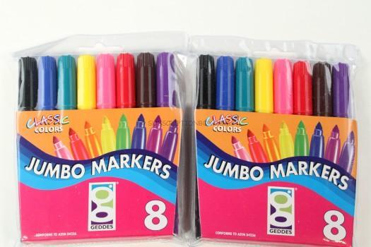 Classic Jumbo Markers