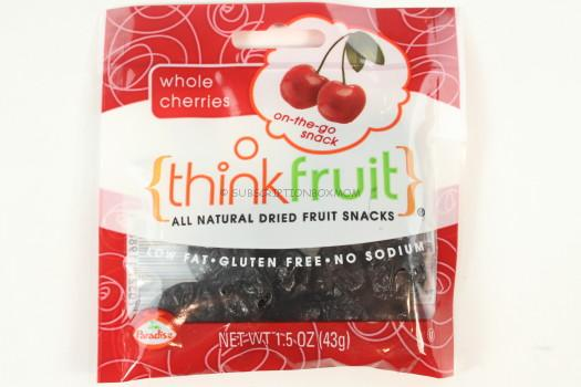 Think Fruit All Natural Dried Cherries