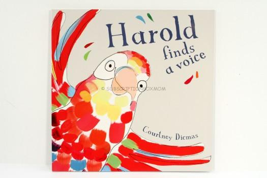 Harold Finds a Voice (Child's Play Library)