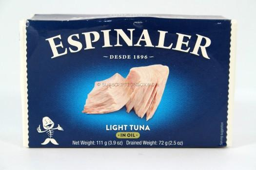 Espinaler Canned White Tuna