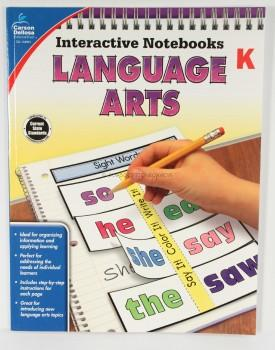 Interactive Notebooks Language Arts Resource Book K