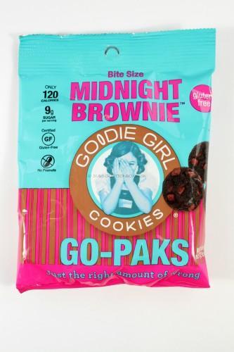 Something Sweet Goodie Girl Cookies in Midnight Brownie