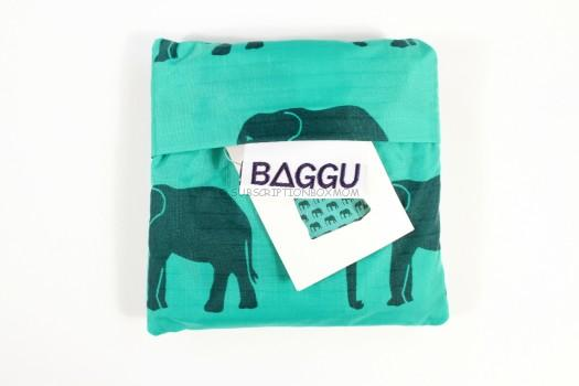 BAGGU BABY BAGGU in Elephant Jade