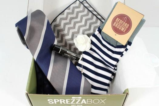SprezzaBox September 2015 Review
