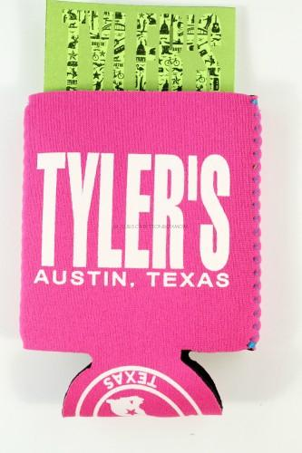 Tyler's Austin, Tx Koozie