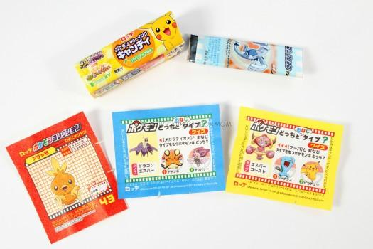 Pokemon Pineapple Chewing Candy