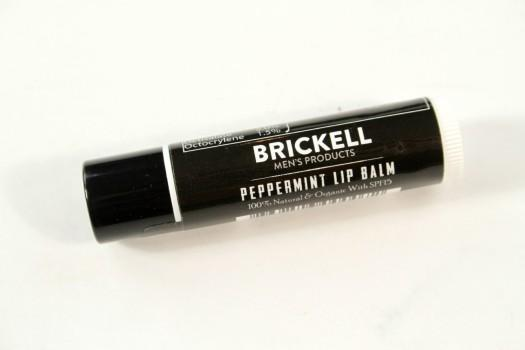 Brickell Men's Products Lip Balm