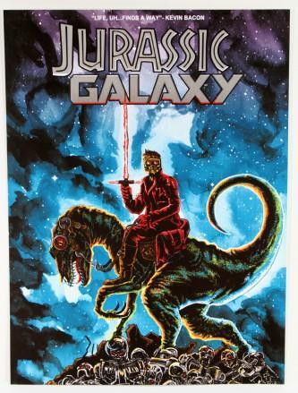 Jurassic Galaxy
