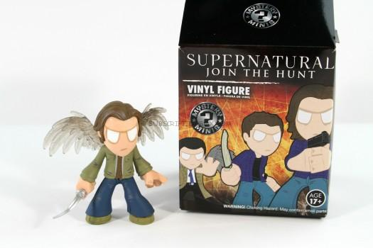 FunKo Mystery Minis: Supernatural Castiel with Wings