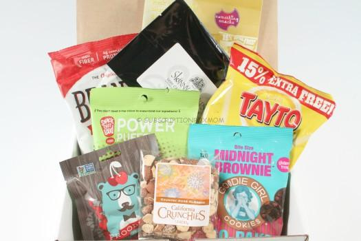 Something Snacks September 2015 Review