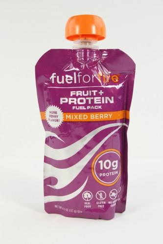 Fuel for Fire Fuel Pack - Mixed Berry