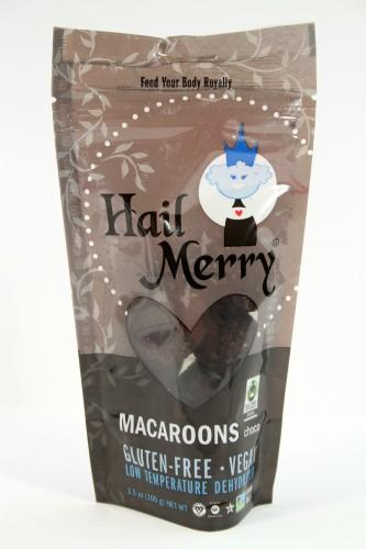 Hail Merry Chocolate Macaroons
