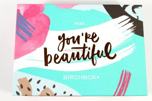 Birchbox September 2015 Review