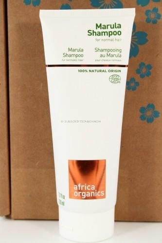 Africa Organics Marula Haircare Products