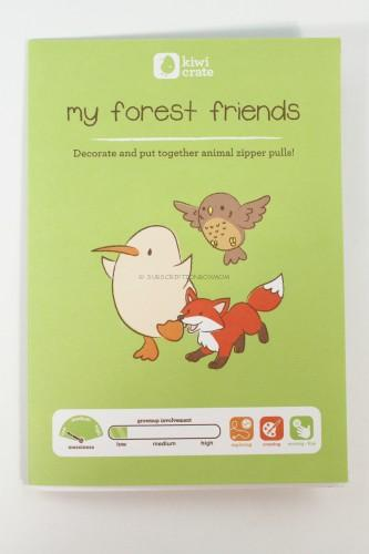 My Forest Friends