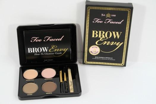Too Faced Cosmetics Brow Envy Brow Shaping and Defining Kit