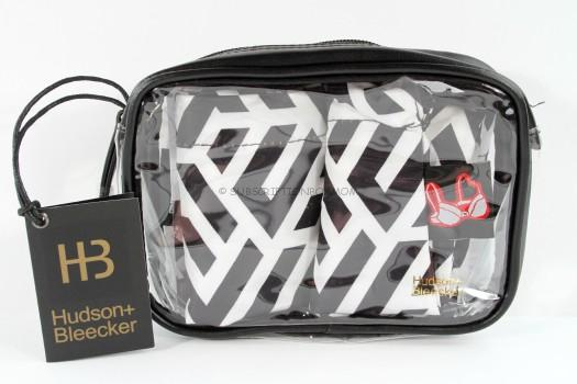 Hudson + Bleecker Labyrinth Onyx Travel Trio
