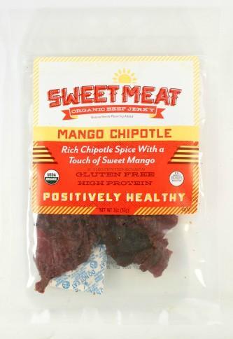 Sweet Meat Jerky Mango Chipotle Jerky