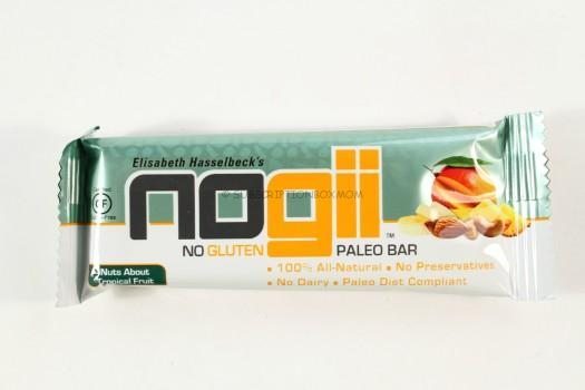 Elisabeth Hasselbeck's NoGii Nuts About Tropical Fruit Paleo Bar