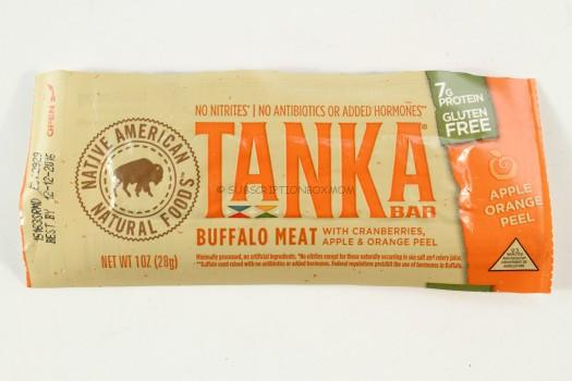 Tanka Apple Orange Peel Bar
