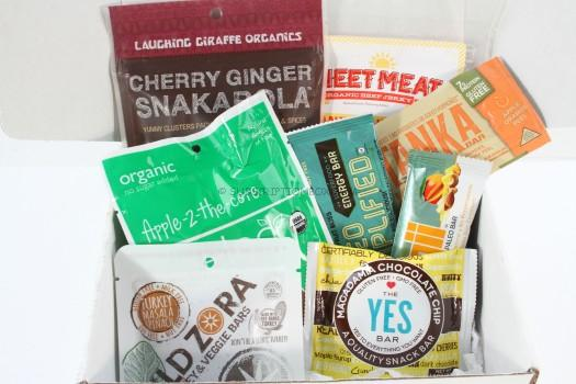 Paleo Life Box September 2015 Review