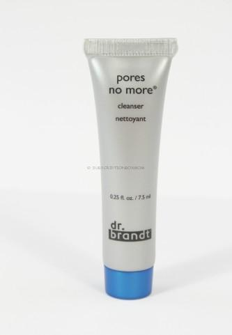 dr. brandt® pores no more® cleanser