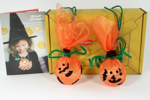 Koala Crate Glowing Pumpkin Review