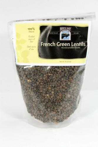 North Bay Trading Company French Green Lentils