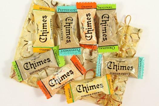Chimes Organic Ginger Chews
