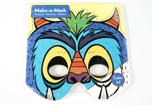 Mudpuppy Monsters Make-A-Mask