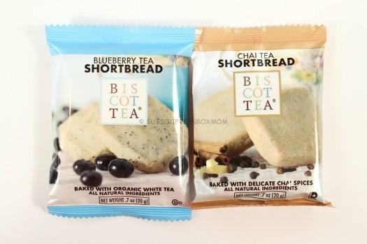 BiscotTea Shortbead